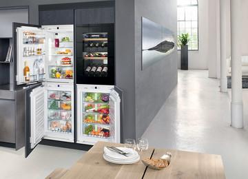 Холодильная техника Liebherr на выставке LivingKitchen 2017